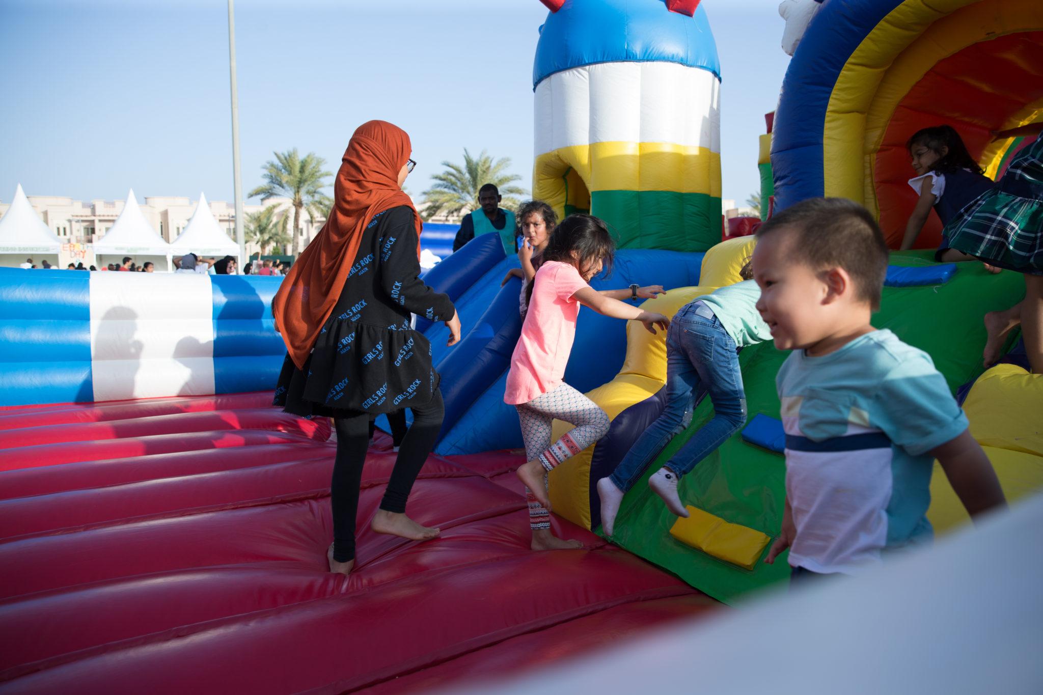 Bounce fun